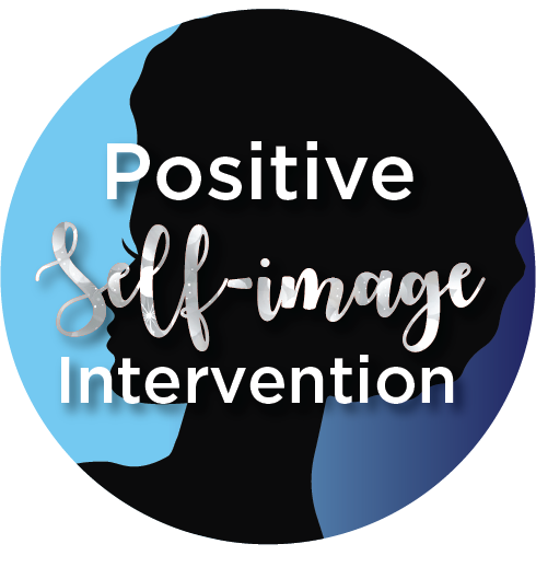 Positive self-image intervention temproral logo