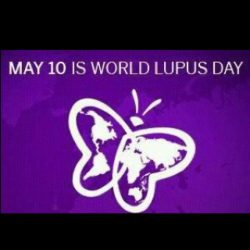 World Lupus Day..